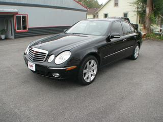 Used MERCEDES-BENZ E 350