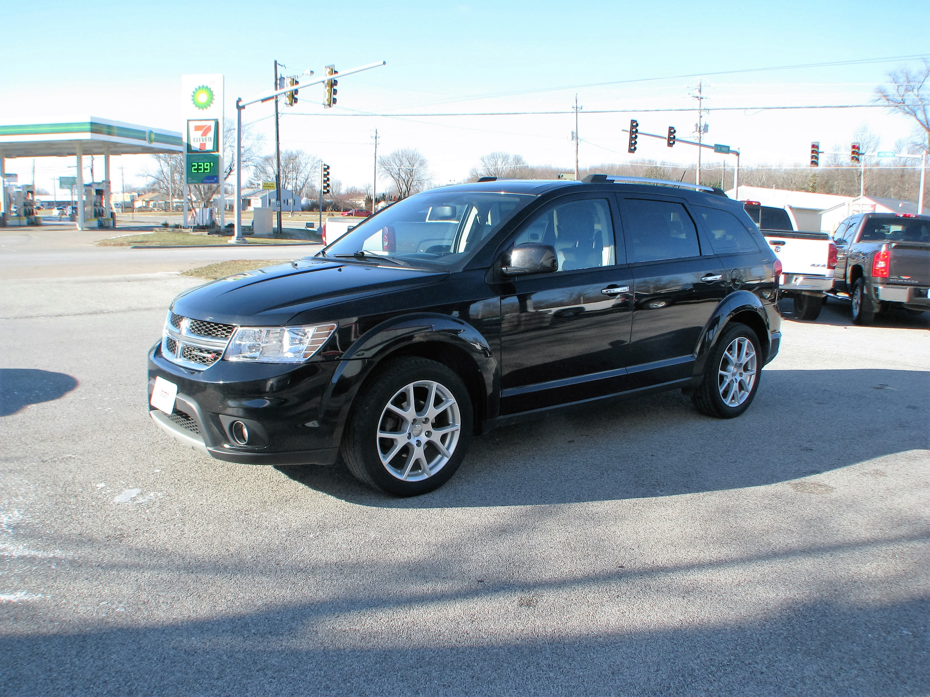 Used DODGE JOURNEY CREW