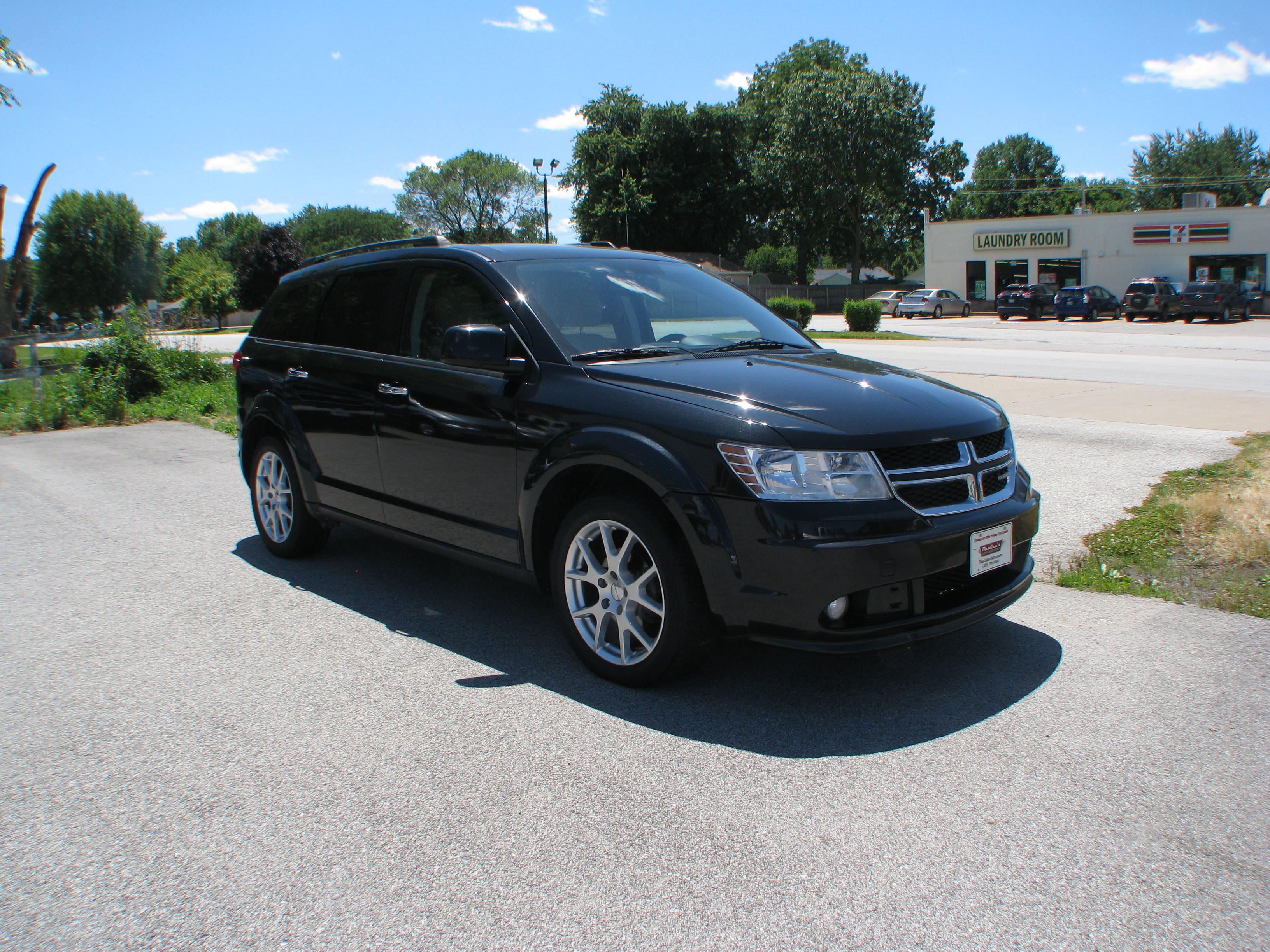 Used Dodge Journey 4d SUV AWD R/T